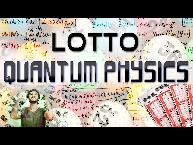 New Lotto Software- Win With Quantum Physics And Math