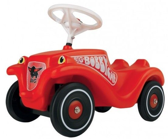 Big Bobby Car Classic - Red - Ride Ons | Baby & Toddler Town