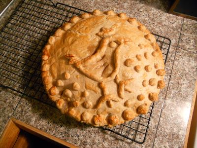 Serve Them Forth: Medieval Chicken Pie