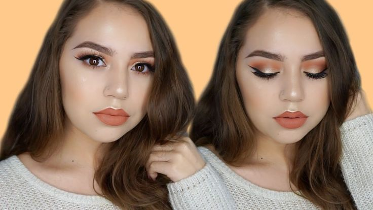 Too Faced Sweet Peach Palette Spring Tutorial