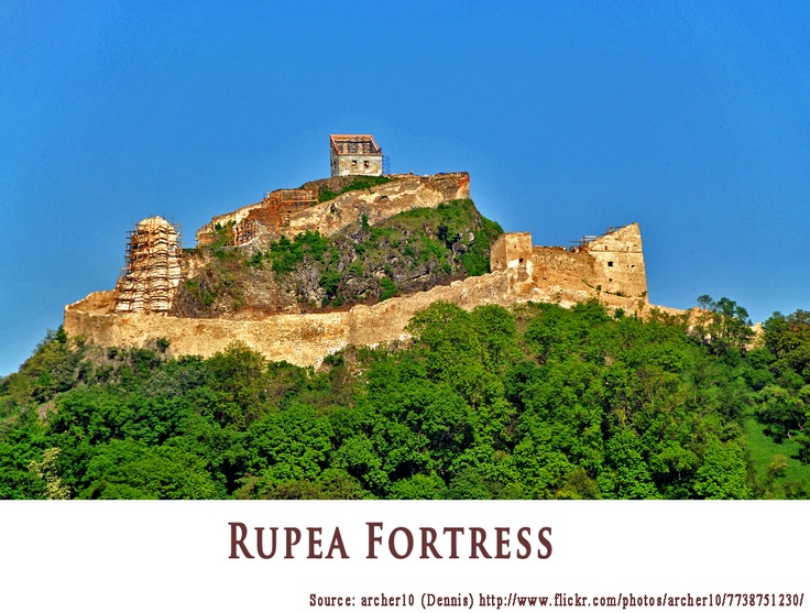Rupea Fortress  https://www.facebook.com/FromTransylvaniaWithLove