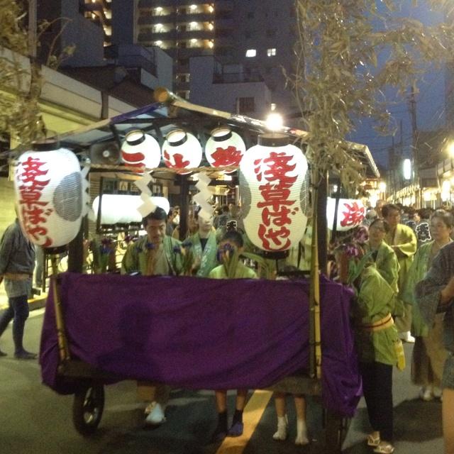 七夕 東京 神社