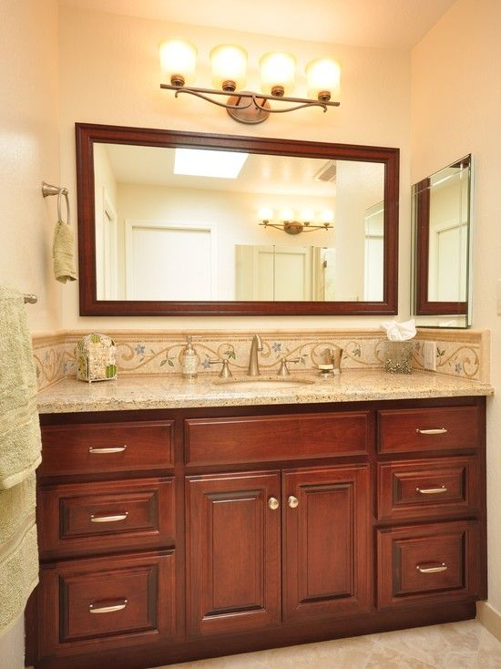 Contemporary Art Websites Traditional Bathroom Vanities Medium Cherry Wood Design Pictures Remodel Decor and Ideas page