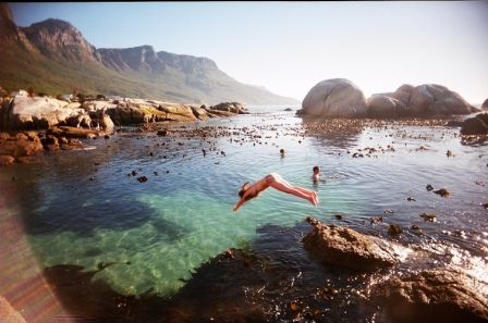 Bakoven, Cape Town, South Africa.