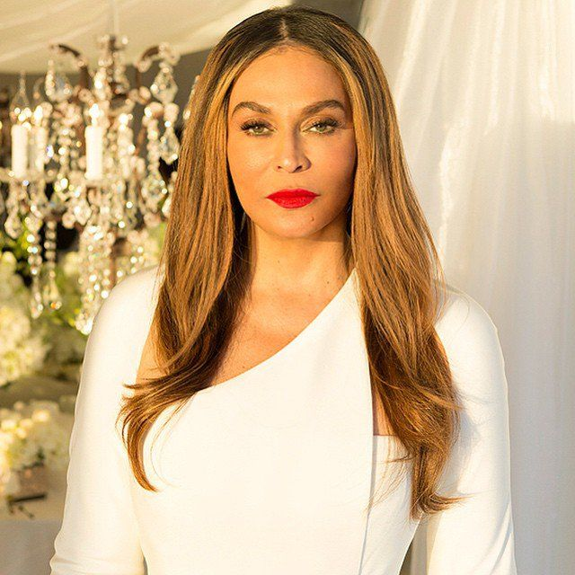 Pin for Later: Beyoncé and Solange Support Mom Tina Knowles at Her Extravagant Wedding