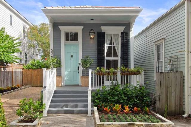 The Shotgun House | A Cottage Dream