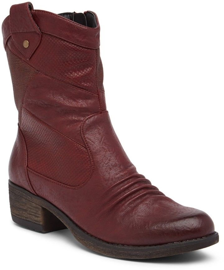 Rieker Annabella Leather Boot