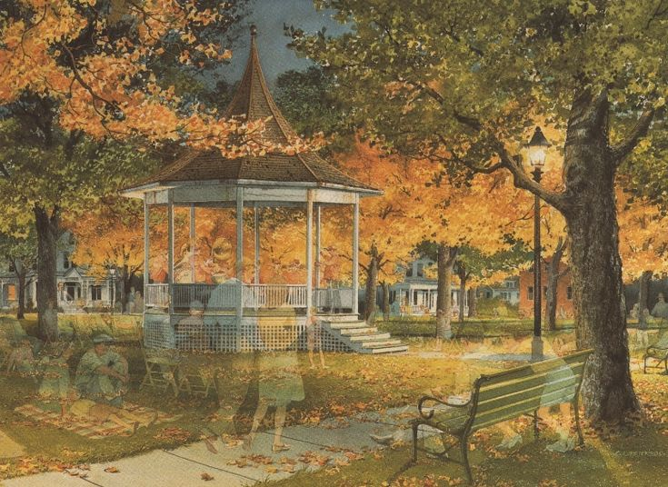 27 Best Charles Peterson Images On Pinterest Watercolor