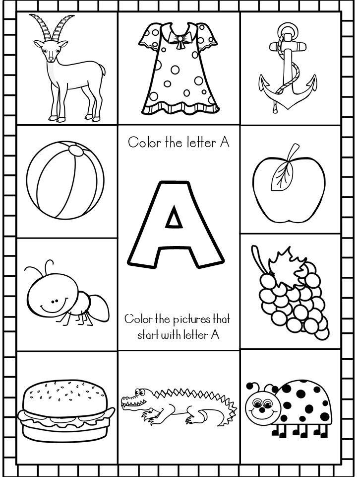 176 best Kindergarten Reading Activities images on ...