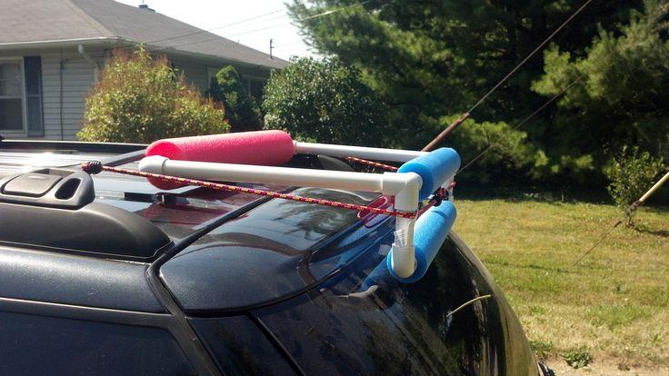 DIY Kayak Loader