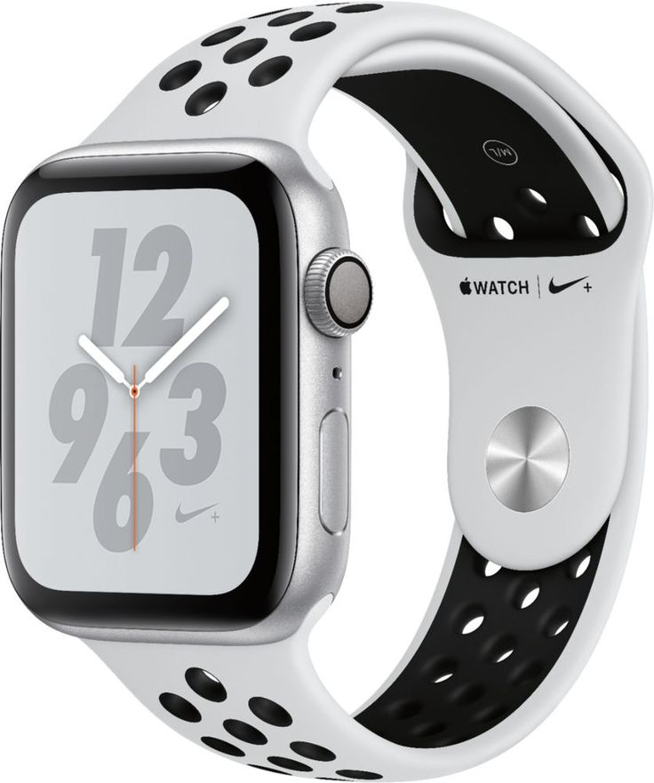 Apple Apple Watch Nike+ Series 4 (GPS) 44mm Silver