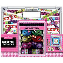 9 best images about tapeffiti sets on pinterest crafts for Toys r us crafts