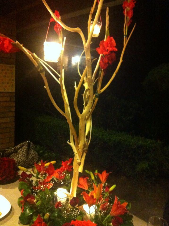 Arreglos florales bodas hindu pinterest mesas the o - Arreglos florales artificiales centros de mesa ...