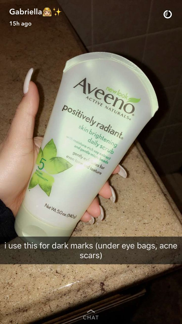 I love this stuff so much it's so active yet gentle. I honestly do think it helped with my dark marks as well!!!