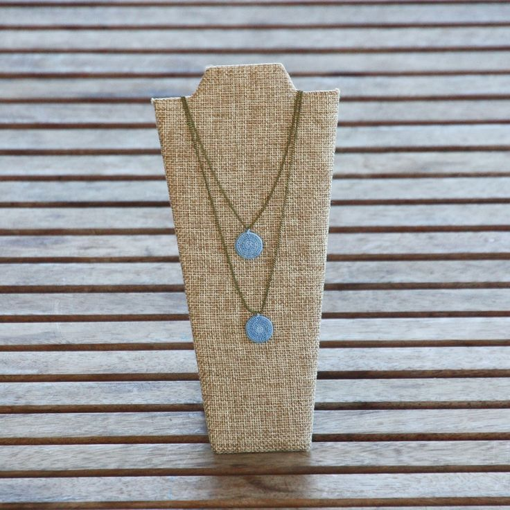 Twos Company Necklaces - Tintsaba Australia