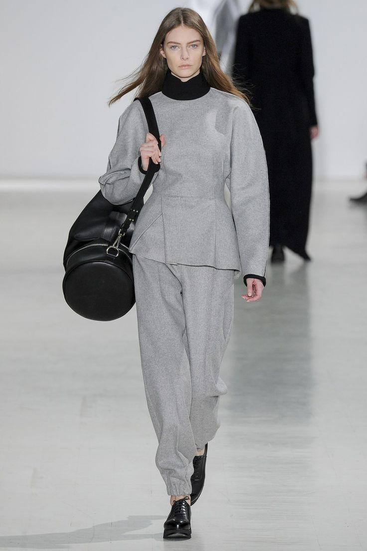 Costume National fashion collection, autumn/winter 2014