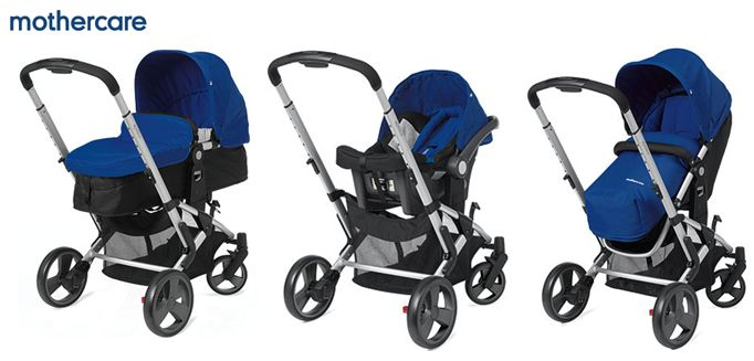 Win a Mothercare Xpedior Pram and Pushchair Travel System - http://www.competitions.ie/competition/win-a-mothercare-xpedior-pram-and-pushchair-travel-system/