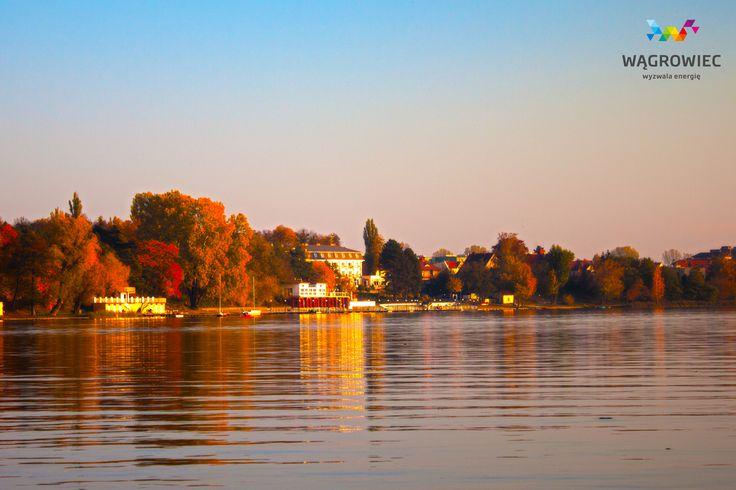 #wagrowiec #wielkopolska #polska #poland #wągrowiec #jeziorodurowskie #lake #autumn #jesien #jesień #hotel Fot. Łukasz Cieślak