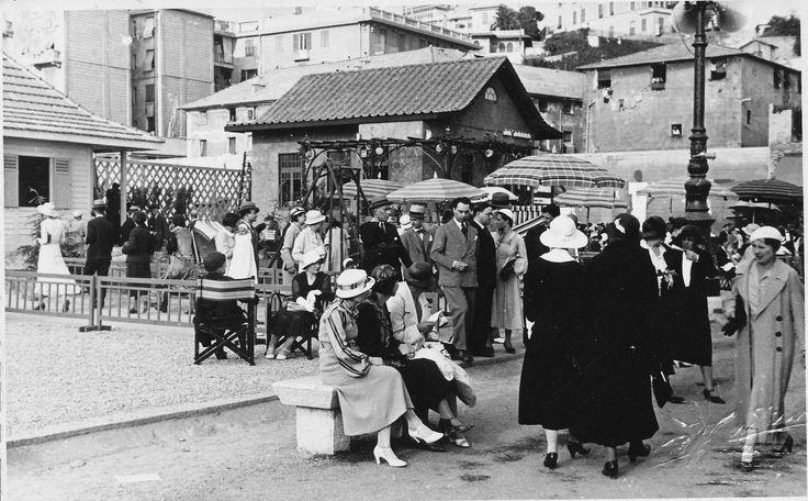 Genova il villaggio balneare photo duilio binelli 1933 for Arredo bagno genova via gramsci