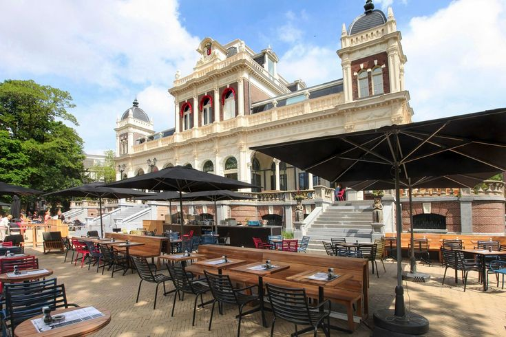 10 Best Terraces in Amsterdam