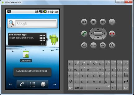 How to handle SMS in Android development