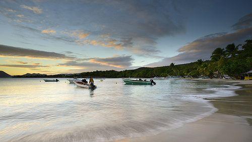 #Martinique. Amazing and suggestive Martinique's panorama.