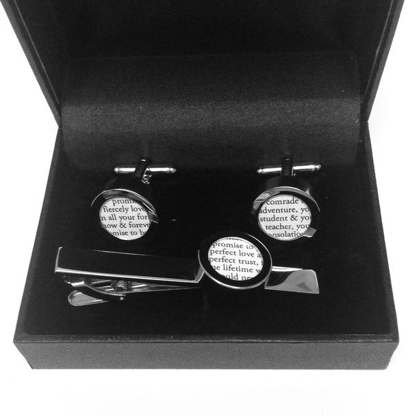 First Anniversary Gift For Him Part - 49: Gift Set With Vows Or Wedding Song. Anniversary Gifts For HimPaper ...