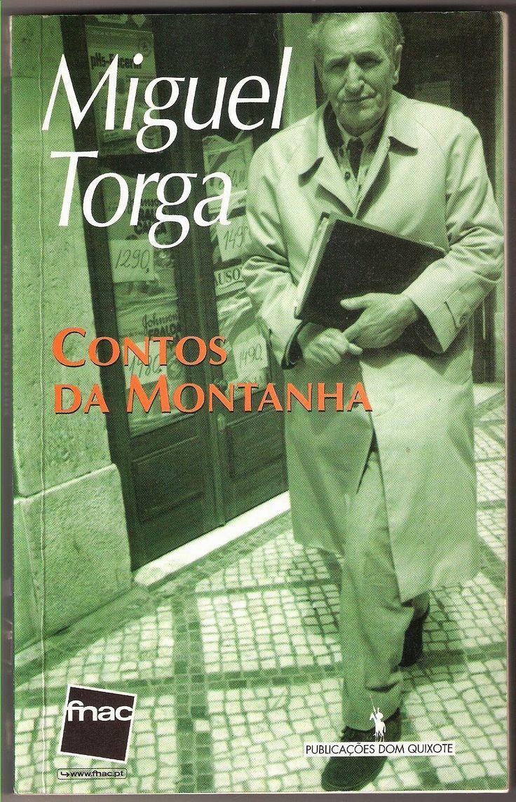 .   Dos Meus Livros: Contos da Montanha - Miguel Torga