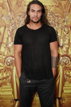 """Jason Momoa played a fierce warrior and great character from the early seasons of """"Game of Thrones."""" Oh, and he's smoking hot, too."""