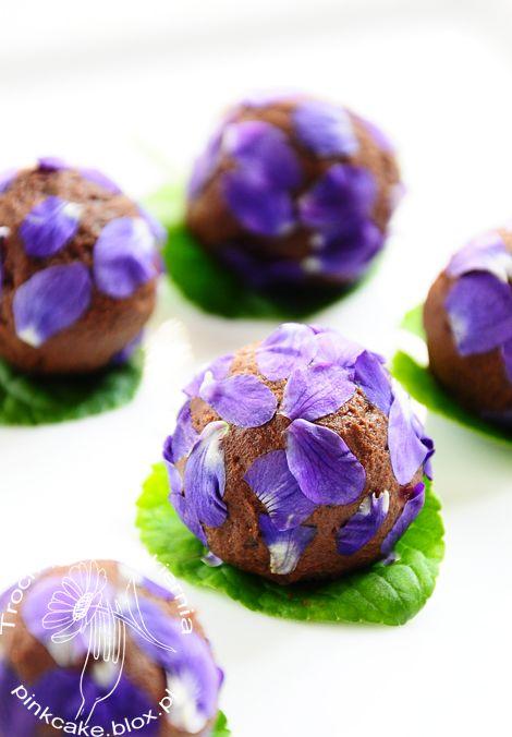 viola odorata pralines