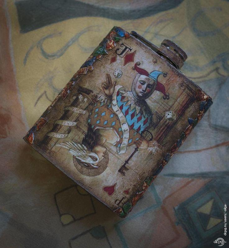 Декупаж - Сайт любителей декупажа - DCPG.RU | Гаджеты для вредных привычек. Click on photo to see more! Нажмите на фото чтобы увидеть больше!  decoupage art craft handmade home decor DIY do it yourself