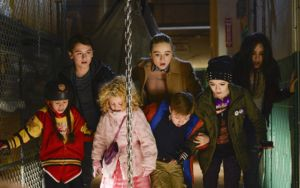 "All New ""Adventures in Babysitting"" Only on the Disney Channel this summer JUNE 24!  {ad]"