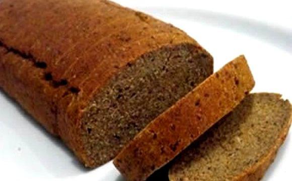 Receita de pão integral para a fase ataque dukan.