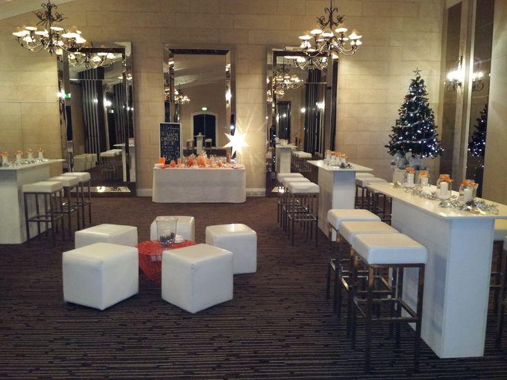 A Touch of Orange Cocktail Party - Christmas Party - Christmas Celebrations - Royce Hotel Melbourne Conference Venue - Melbourne Wedding Venue