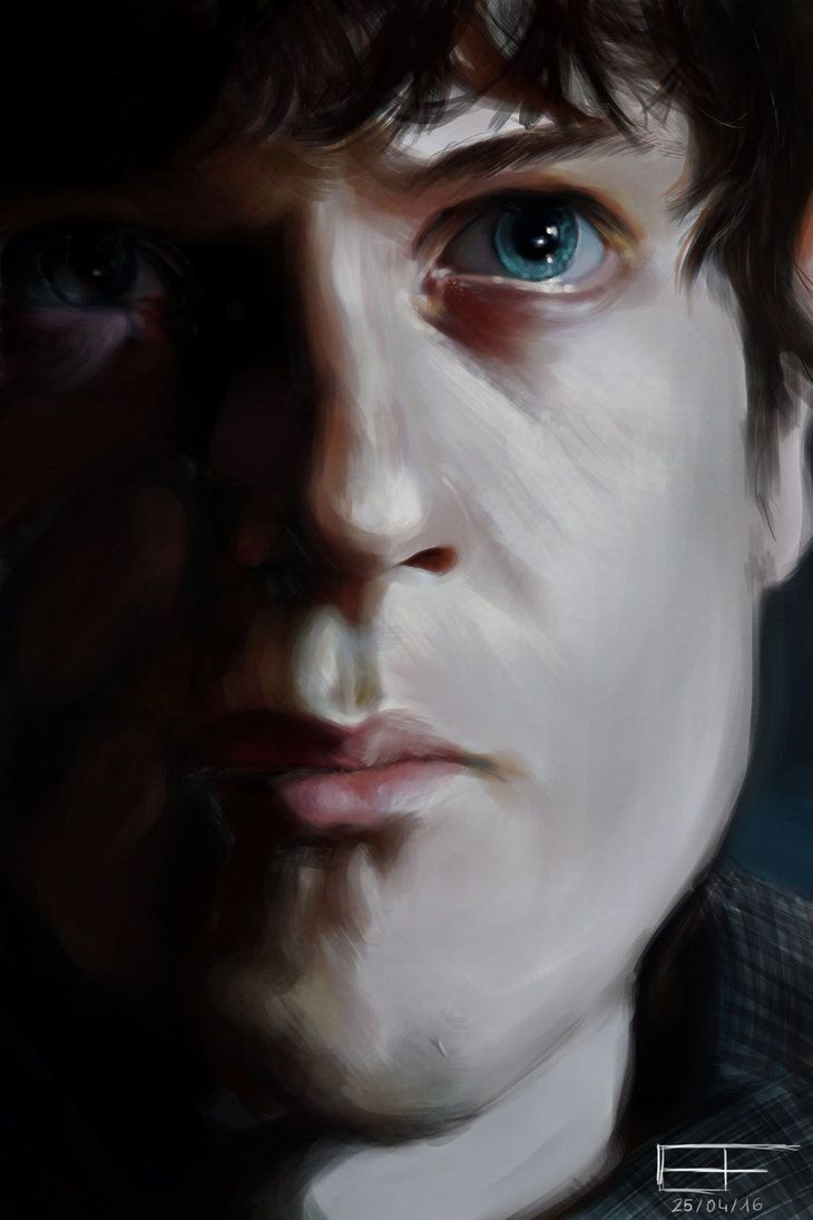 [Fanart] - Ramsay Bolton (Game of Thrones) by Erinyes-Furiae