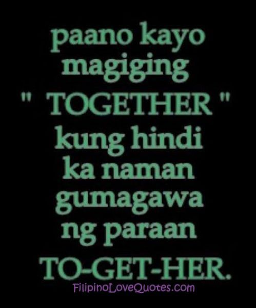 24 best Hugot Lines images on Pinterest | Pinoy quotes ...