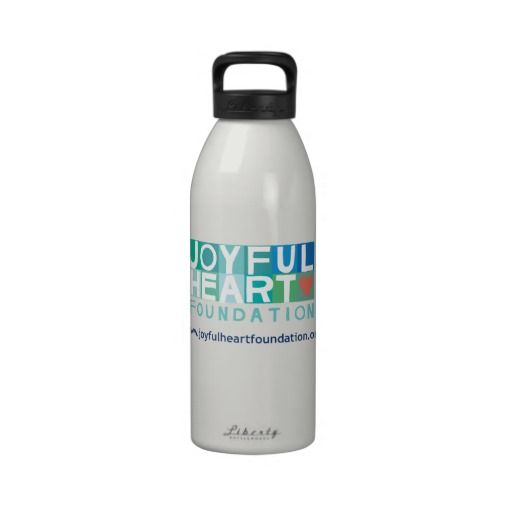 Joyful Heart Water Bottle
