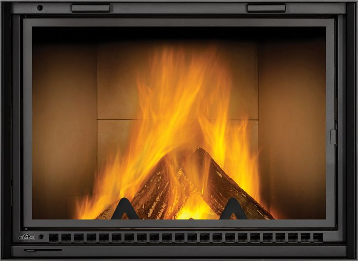 Napoleon's High Country™ 5000 Wood Burning Fireplace is perfect for adding the impact of a European-inspired, clean face design, with the traditional look and feel of an old-world fireplace.
