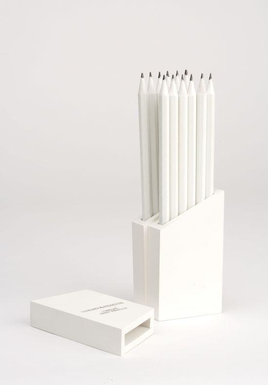 El lujo ha llegado a los lápices de colores