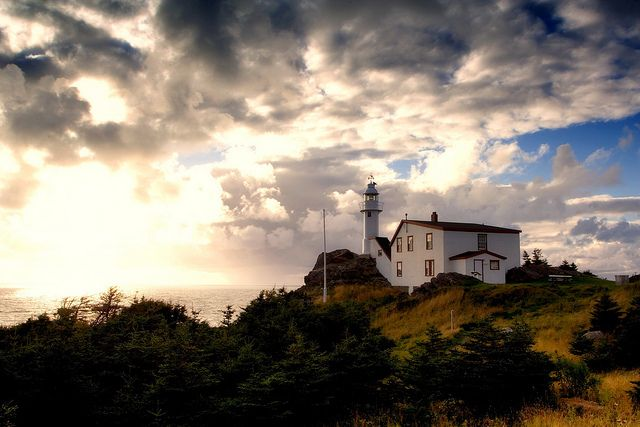 Lobster Cove Head Lighthouse by Newfoundland and Labrador