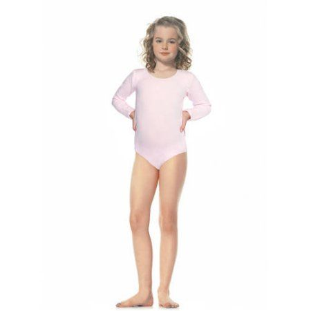 Children's Bodysuit Child Halloween Costume, Girl's, Size: M (4-6), Pink