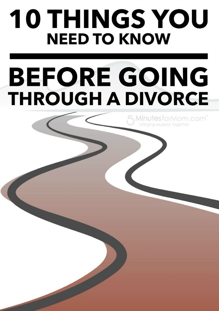 10 Things You Need To Know Before Going Through A Divorce - Honest advice if you or a friend is getting divorced