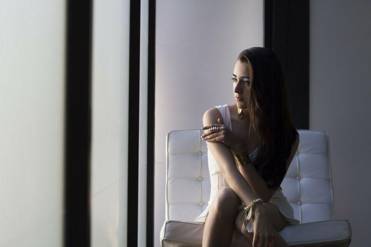 looking by Carolina Garcia on 500px Sesión para Neon Wave