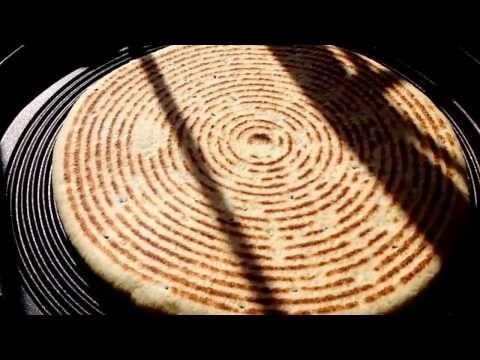 مطبخ أم سامي| كيف تصنع أروع مطلوع ( كسرة خميرة )خفيف و شهي بسهولة و لا في الأحلام - YouTube