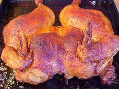 la table en fête : Poulet au four à la façon portugaise