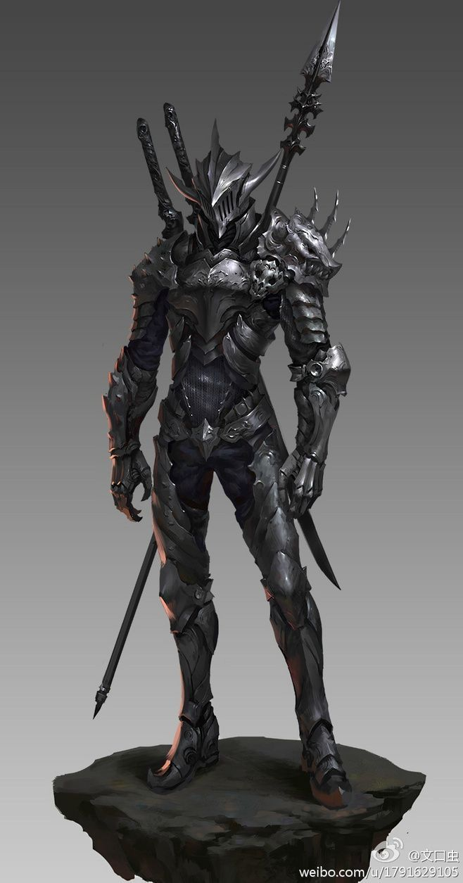 Another pic that inspired the Executioner. The helmet was ...
