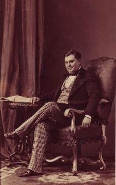 Alessandro Floriano Giuseppe Colonna Walewsky, figlio illegittimo di Napoleone
