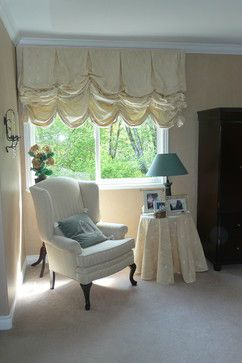 Traditional bedroom balloon curtains and vancouver on pinterest - Bedroom decorating with balloons ...