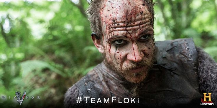 Despite his questionable loyalty, you still believe that Floki is on Ragnar's side.