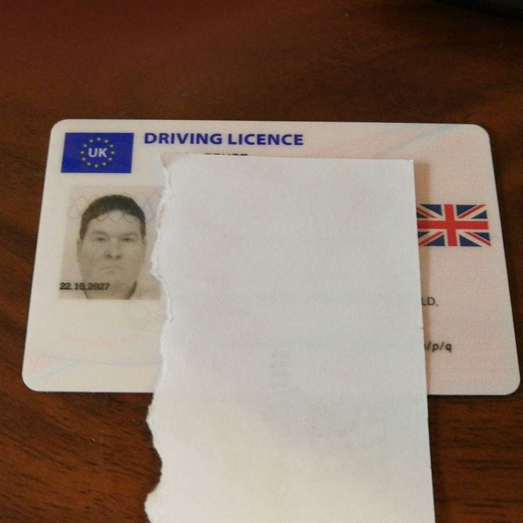Chuffed to have my new driving licence with UK and EU flags. Never gonna give up my citizenship of either!